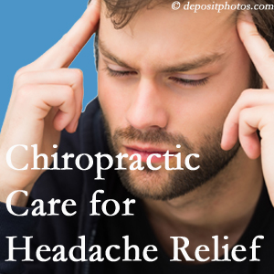 The Novelli Wellness Center offers Buffalo, NY chiropractic care for headache and migraine relief.