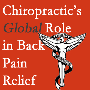 The Novelli Wellness Center is Buffalo, NY's chiropractic care hub and is excited to be a part of chiropractic as its benefits for back pain relief grow in recognition.