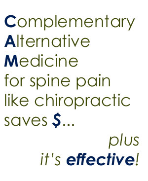 spine pain help from Buffalo, NY chiropractors