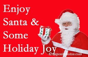 Buffalo, NY holiday joy and even fun with Santa are analyzed as to their potential for preventing divorce and increasing happiness.