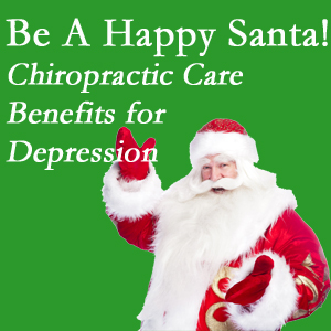 Buffalo, NY chiropractic care with spinal manipulation has some documented benefit in contributing to the reduction of depression.